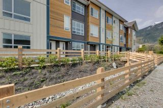 """Photo 1: 43 1188 WILSON Crescent in Squamish: Dentville Townhouse for sale in """"The Current"""" : MLS®# R2259461"""