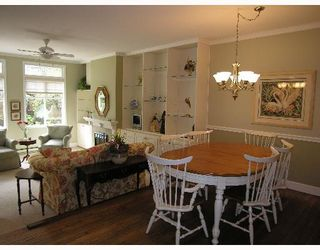 """Photo 3: 1620 BALSAM Street in Vancouver: Kitsilano Condo for sale in """"OLD KITS TOWNHOMES"""" (Vancouver West)  : MLS®# V641179"""