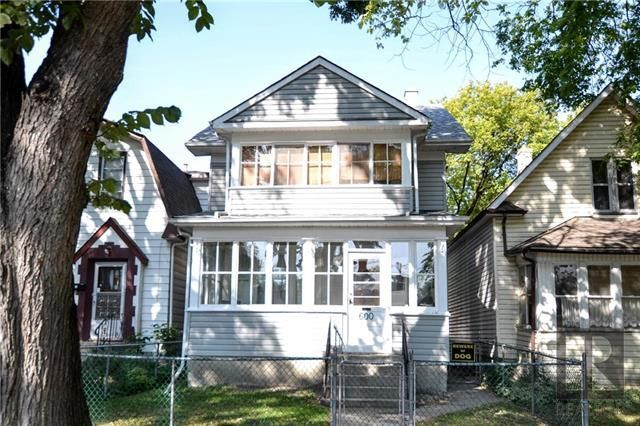 Main Photo: 600 Lipton Street in Winnipeg: West End Residential for sale (5C)  : MLS®# 1823374