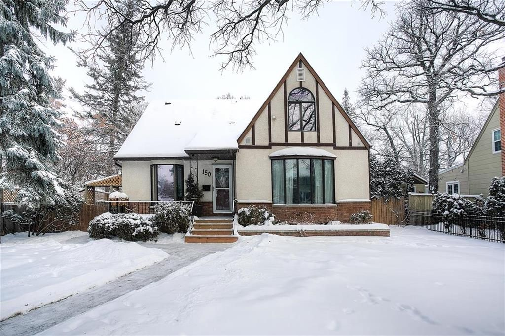 Main Photo: 150 Carpathia Road in Winnipeg: Single Family Detached for sale (1C)  : MLS®# 202100366
