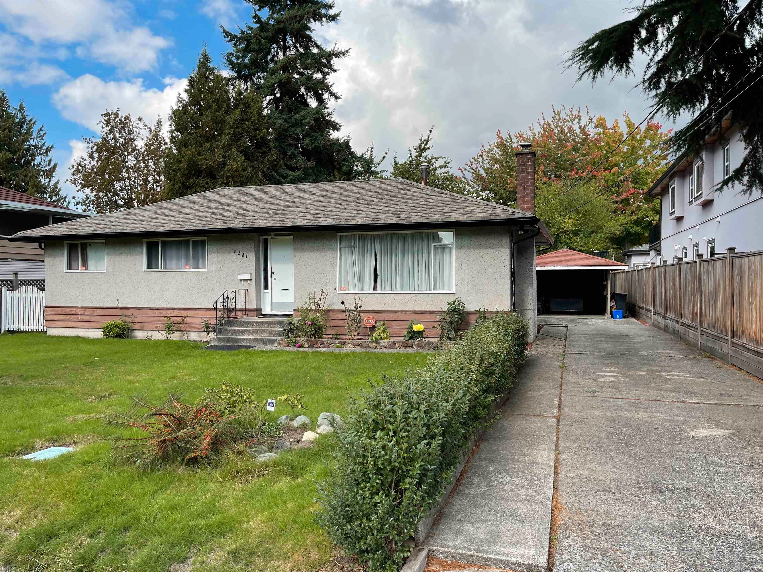 Main Photo: 8251 BROWNELL Road in Richmond: West Cambie House for sale : MLS®# R2623432