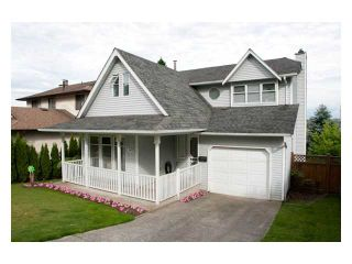 Photo 1: 115 WARRICK Street in Coquitlam: Cape Horn House for sale : MLS®# V959649