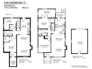 Photo 10: 5458 SHERBROOKE Street in Vancouver: Knight House for sale (Vancouver East)  : MLS®# V892079