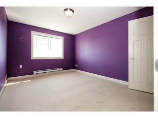 Photo 11: 47 30748 CARDINAL AVENUE in Abbotsford: Abbotsford West Townhouse for sale : MLS®# F1444316