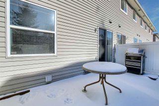 Photo 28: 54 230 EDWARDS Drive SW in Edmonton: Zone 53 Townhouse for sale : MLS®# E4228909