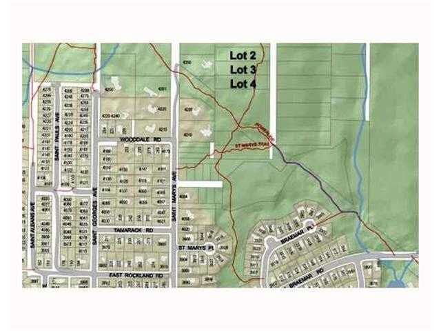 Main Photo: Lot 2 ST. MARY'S Avenue in North Vancouver: Upper Lonsdale Land for sale : MLS®# R2507154