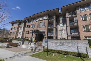 """Photo 1: 302 3105 LINCOLN Avenue in Coquitlam: New Horizons Condo for sale in """"WINDSOR GATE BY POLYGON"""" : MLS®# R2154112"""