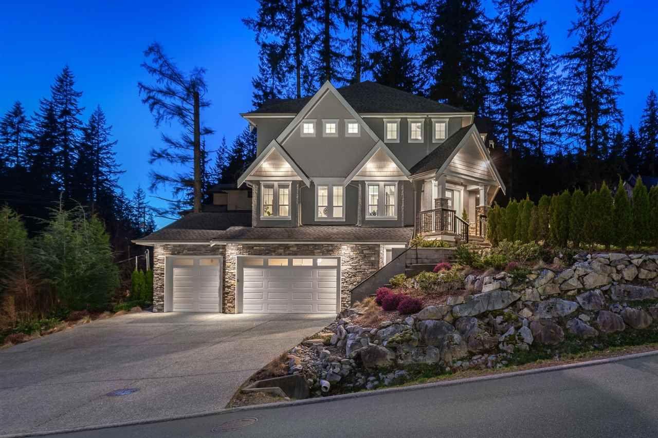 Main Photo: 229 WESTRIDGE Lane: Anmore House for sale (Port Moody)  : MLS®# R2558577