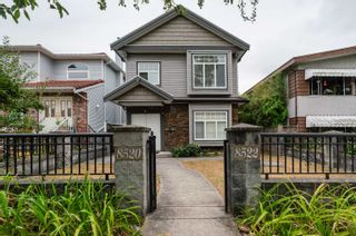 Main Photo: 8522 SHAUGHNESSY Street in Vancouver: Marpole 1/2 Duplex for sale (Vancouver West)  : MLS®# R2612286