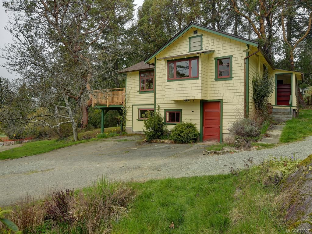 Main Photo: 691 Clayton Rd in North Saanich: NS Deep Cove House for sale : MLS®# 836927