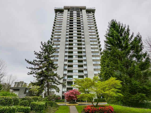 """Main Photo: 2201 9521 CARDSTON Court in Burnaby: Government Road Condo for sale in """"CONCORDE PLACE"""" (Burnaby North)  : MLS®# V1115805"""