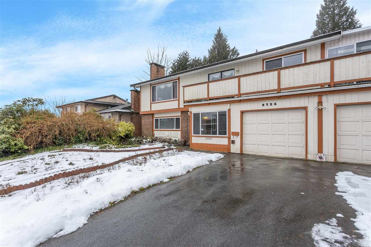 "Main Photo: 2736 PILOT Drive in Coquitlam: Ranch Park House for sale in ""RANCH PARK"" : MLS®# R2541365"