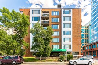 Photo 1: 460 310 8 Street SW in Calgary: Eau Claire Apartment for sale : MLS®# A1022448
