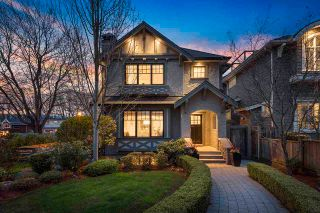 """Main Photo: 2501 CAMBRIDGE Street in Vancouver: Hastings Sunrise House for sale in """"CAMBRIDGE ST - HASTINGS SUNRISE"""" (Vancouver East)  : MLS®# R2564787"""