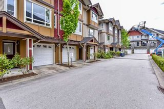 """Photo 1: 23 7088 191 Street in Surrey: Clayton Townhouse for sale in """"Montana"""" (Cloverdale)  : MLS®# R2270261"""