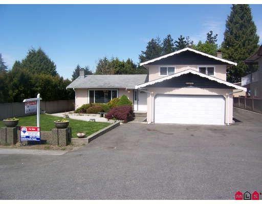 "Main Photo: 13027 98TH Avenue in Surrey: Cedar Hills House for sale in ""Cedar Hills"" (North Surrey)  : MLS®# F2909046"