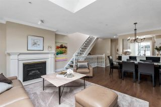 """Photo 6: 2251 HEATHER Street in Vancouver: Fairview VW Townhouse for sale in """"THE FOUNTAINS"""" (Vancouver West)  : MLS®# R2593764"""