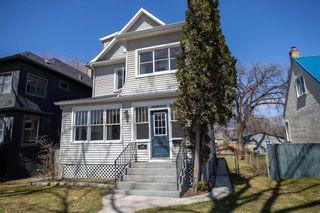 Photo 1: 549 Jubilee Avenue in Winnipeg: Lord Roberts Residential for sale (1A)  : MLS®# 202119631