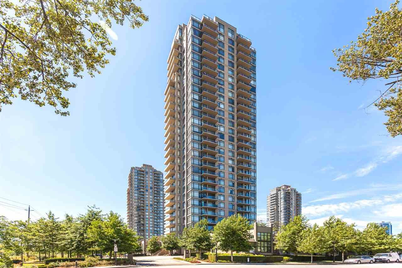 "Photo 2: Photos: 1504 2355 MADISON Avenue in Burnaby: Brentwood Park Condo for sale in ""OMA 1"" (Burnaby North)  : MLS®# R2423888"