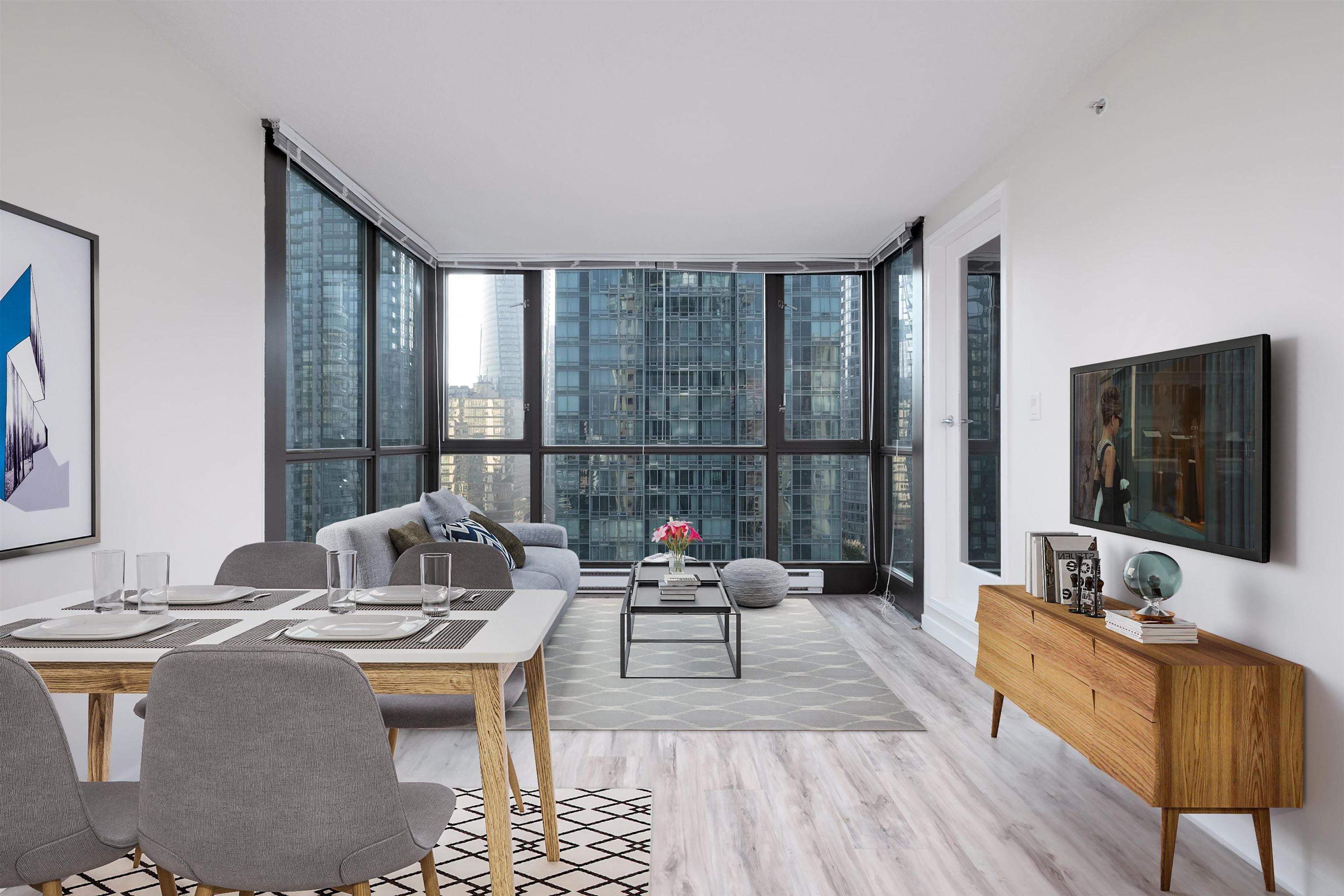 """Main Photo: 1901 1331 ALBERNI Street in Vancouver: West End VW Condo for sale in """"The Lion"""" (Vancouver West)  : MLS®# R2609613"""