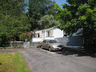 """Photo 1: 2 10221 WILSON Street in Mission: Stave Falls Manufactured Home for sale in """"TRIPLE CREEK ESTATES"""" : MLS®# F1442062"""