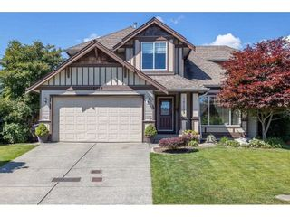 """Main Photo: 18269 68A Avenue in Surrey: Cloverdale BC House for sale in """"Cloverwoods"""" (Cloverdale)  : MLS®# R2591598"""