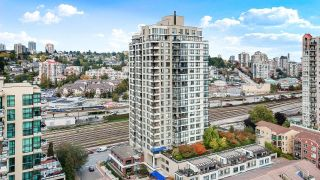 """Photo 4: 1705 1 RENAISSANCE Square in New Westminster: Quay Condo for sale in """"The Q"""" : MLS®# R2623606"""