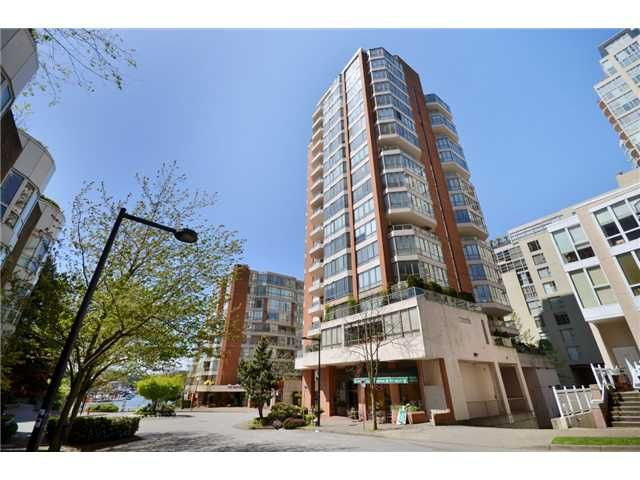 Main Photo: 1204 1625 HORNBY Street in Vancouver: Yaletown Condo for sale (Vancouver West)  : MLS®# V980059