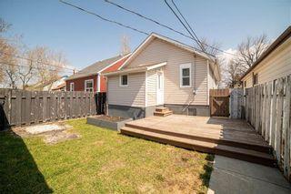 Photo 20: 390 Cairnsmore Street in Winnipeg: Sinclair Park Residential for sale (4C)  : MLS®# 202010390