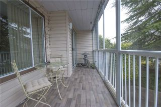 """Photo 4: 109 32145 OLD YALE Road in Abbotsford: Abbotsford West Condo for sale in """"CYPRESS PARK"""" : MLS®# R2097903"""