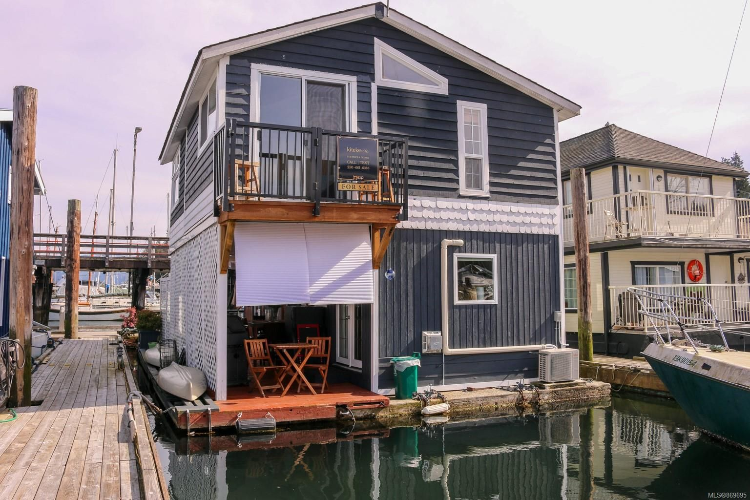 Main Photo: 3 1705 Cowichan Bay Rd in : Du Cowichan Bay House for sale (Duncan)  : MLS®# 869695