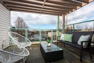 """Photo 12: 101 3120 PROMENADE Mews in Vancouver: Fairview VW Townhouse for sale in """"PACIFICA"""" (Vancouver West)  : MLS®# R2245446"""