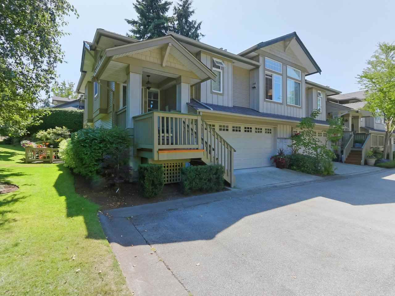 """Main Photo: 19 2780 150 Street in Surrey: Sunnyside Park Surrey Townhouse for sale in """"Daventry"""" (South Surrey White Rock)  : MLS®# R2395136"""