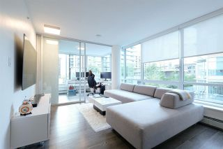 """Photo 2: 319 1783 MANITOBA Street in Vancouver: False Creek Condo for sale in """"The Residence at West"""" (Vancouver West)  : MLS®# R2386439"""