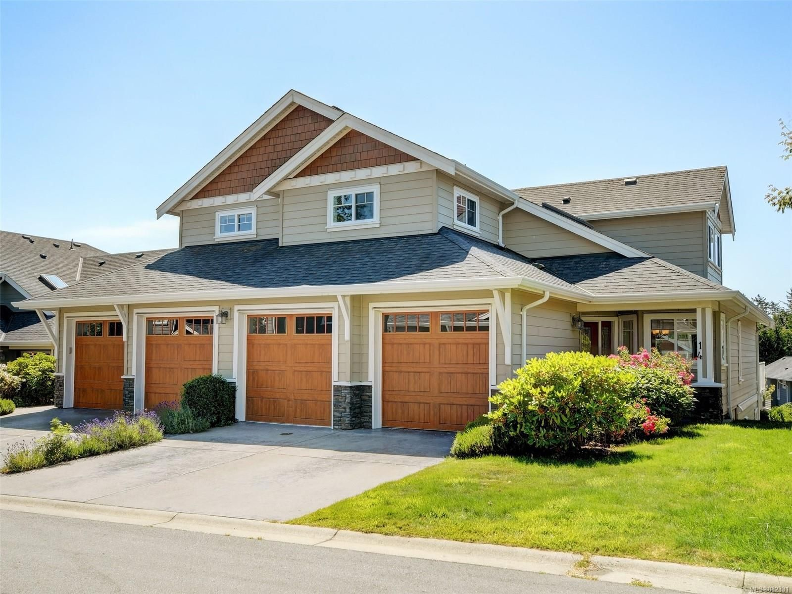 Main Photo: 14 6995 Nordin Rd in : Sk Whiffin Spit Row/Townhouse for sale (Sooke)  : MLS®# 882331