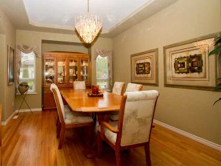 """Photo 6: 19 998 RIVERSIDE Drive in Port Coquitlam: Riverwood Townhouse for sale in """"PARKSIDE PLACE"""" : MLS®# V973342"""