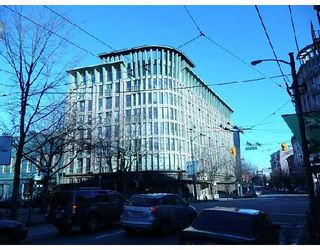 """Photo 1: 409 1 E CORDOVA Street in Vancouver: Downtown VE Condo for sale in """"CARRALL STATION"""" (Vancouver East)  : MLS®# V687975"""