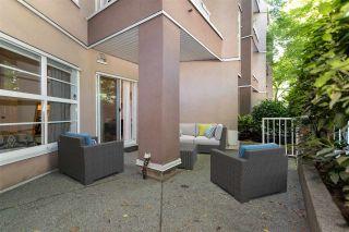 "Photo 23: 102 1688 E 8TH Avenue in Vancouver: Grandview Woodland Condo for sale in ""LA RESIDENZA"" (Vancouver East)  : MLS®# R2495355"