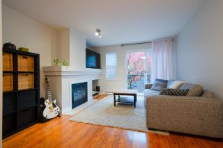 """Photo 3: 24 1561 BOOTH Avenue in Coquitlam: Maillardville Townhouse for sale in """"COURCELLES"""" : MLS®# R2319690"""