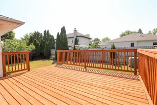 Photo 27: 197 Woodside Crescent in Winnipeg: Kildonan Meadows Residential for sale (3K)  : MLS®# 202117834