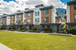 """Main Photo: 22 39769 GOVERNMENT Road in Squamish: Northyards Townhouse for sale in """"BREEZE"""" : MLS®# R2586789"""