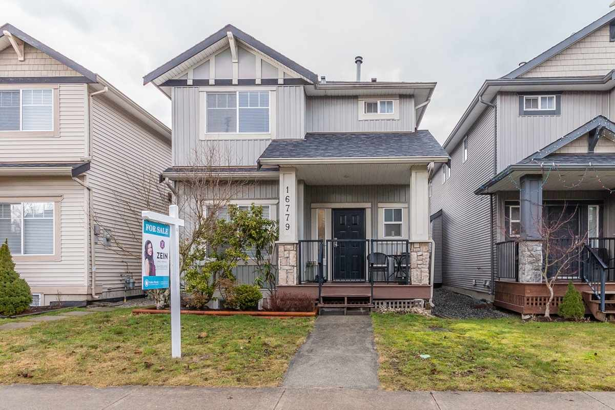 Main Photo: 16779 61 Street in Surrey: Cloverdale BC House for sale (Cloverdale)  : MLS®# R2124181