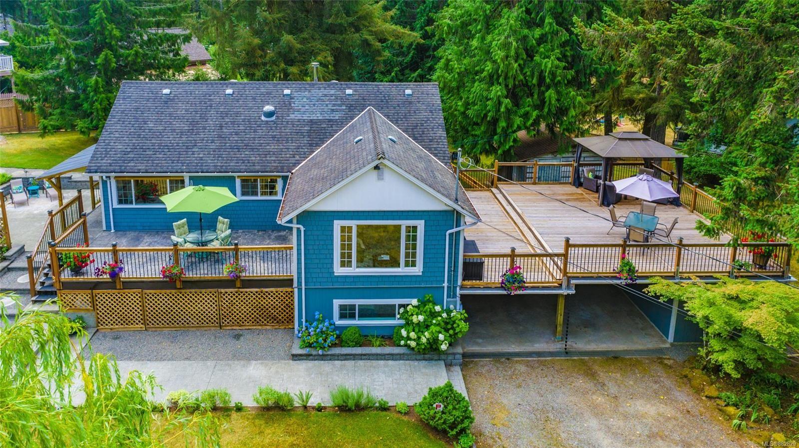Main Photo: 8240 Dickson Dr in : PA Sproat Lake House for sale (Port Alberni)  : MLS®# 882829