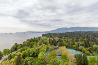 """Photo 25: 2201 2055 PENDRELL Street in Vancouver: West End VW Condo for sale in """"PANORAMA PLACE"""" (Vancouver West)  : MLS®# R2587547"""