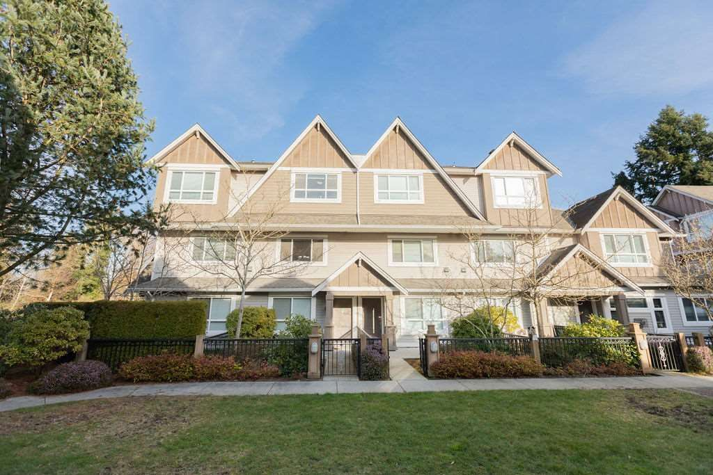 Main Photo: 2 9288 KEEFER Avenue in Richmond: McLennan North Townhouse for sale : MLS®# R2548453