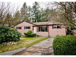 Photo 1: 11783 STEEVES ST in Maple Ridge: Southwest Maple Ridge House for sale : MLS®# V1052676