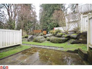 "Photo 9: 72 8844 208TH Street in Langley: Walnut Grove Townhouse for sale in ""MAYBERRY"" : MLS®# F1204629"