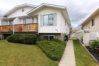 Main Photo: 186 Dowler Street: Red Deer Semi Detached for sale : MLS®# A1116282
