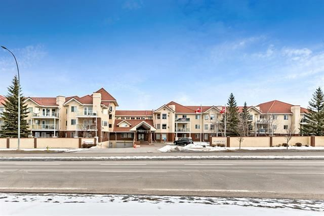 Main Photo: 1818 SIMCOE Boulevard SW in Calgary: Signal Hill Apartment for sale : MLS®# A1027836