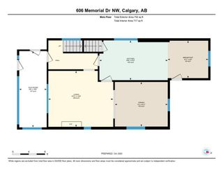 Photo 38: 606 Memorial Drive NW in Calgary: Sunnyside Detached for sale : MLS®# A1100170
